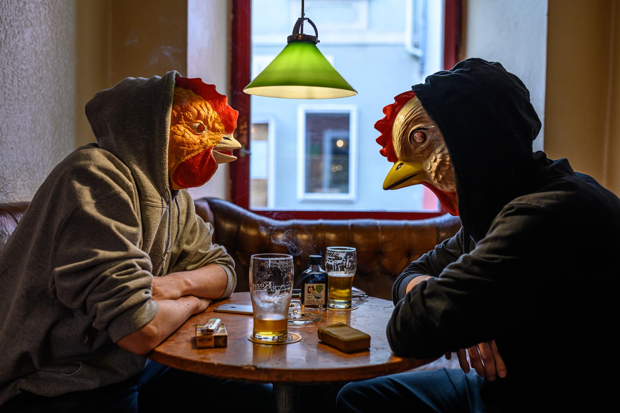 Huhnmensch