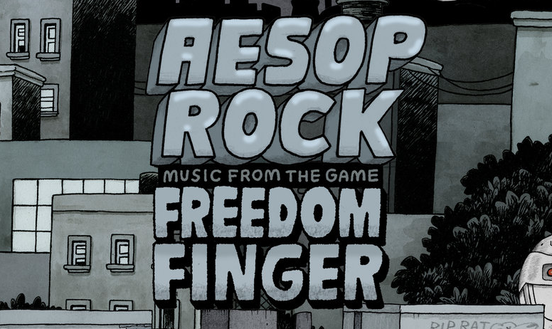 "Cover zu ""Freedom Finger"""