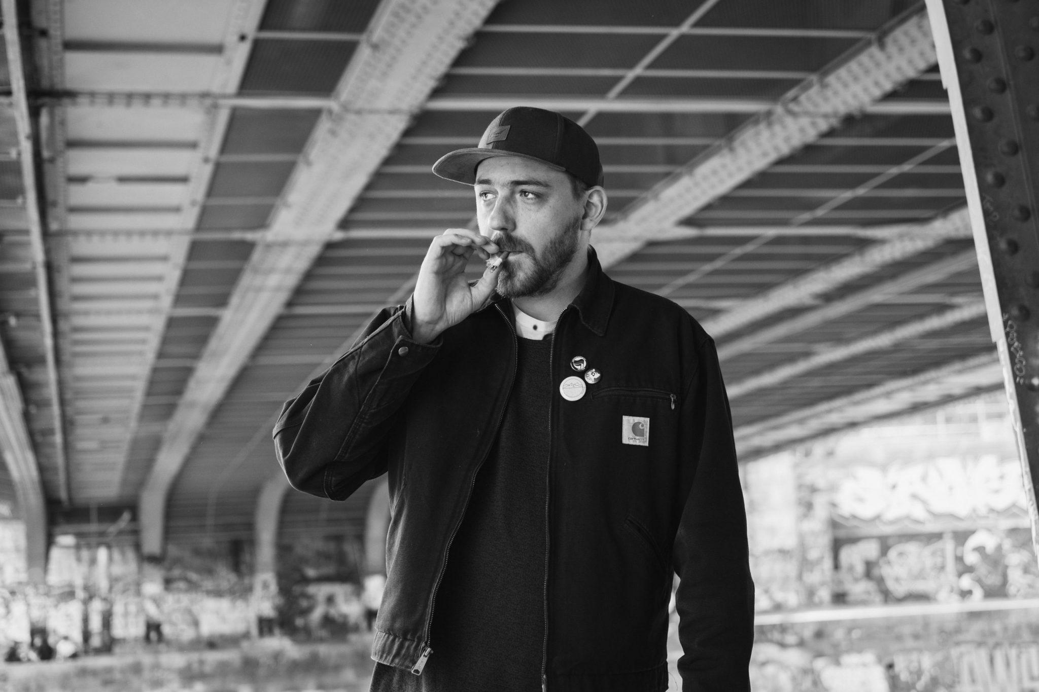 Selbstlaut Donaukanal Porträt Interview